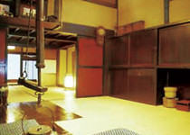 奈良井宿-中村邸